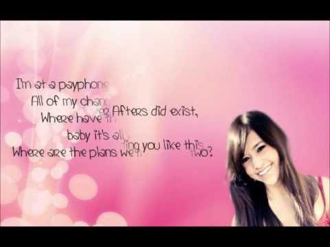 Payphone with Lyrics (cover) Megan Nicole & Dave Days. By Maroon...