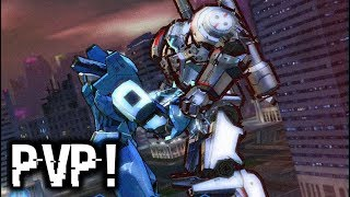 Pacific Rim Breach Wars - Versus Mode Event Battles (Part 2)