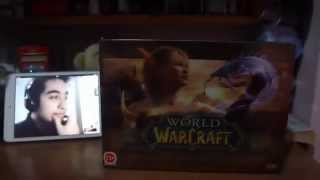 World of Warcraft: Battle Chest Kutu Açılımımımılımı Videosu (WoW: Battle Chest Unboxing)