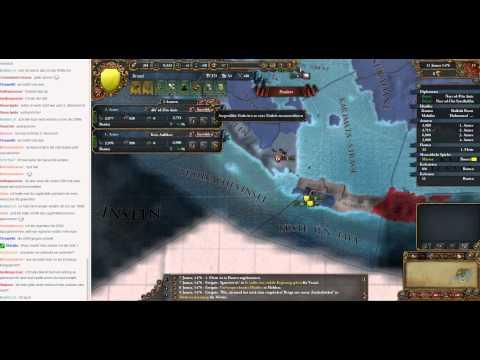 Livestream Europa Universalis IV Brunei to Malaysia 05 (Let's Play/Deutsch)