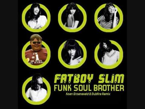 Fatboy Slim: Soul Funk Brother