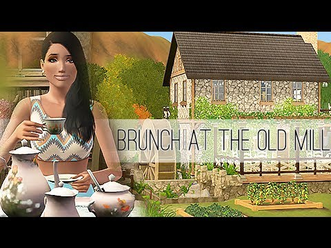 The Sims 3 Store: Brunch At The Old Mill (First Impression)