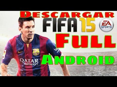 Descargar FIFA 15 Full Para Android 2014
