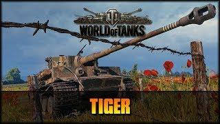 World of Tanks - Live: Tiger 1 [ deutsch