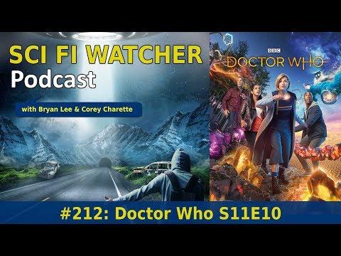 Sci Fi Watcher 212: Doctor Who S11E10: The Battle of Ranskoor Av Kolos