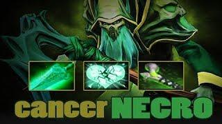 Necro Heartstopper + Radian - CANCER Radius Damge Build Gameplay by Midone team Secret