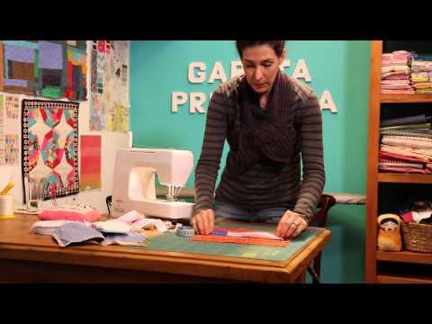 Aula 8 - Como fazer um porta fraldas