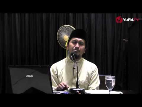 Kajian Tafsir Al Quran: Tafsir Surat Al-Ashr, Muqodimah - Ustadz Abdullah Zaen, MA