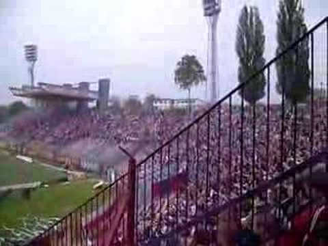 Witamy W Szczecinie : Pogoń - Lech Maj 2006
