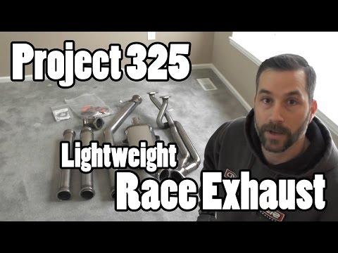 Bimmerworld BMW e36 Race Exhaust - Project 325
