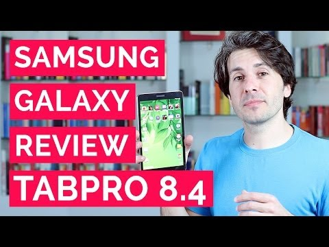 Recensione Samsung Galaxy TabPro 8.4 - Review [eng subs]