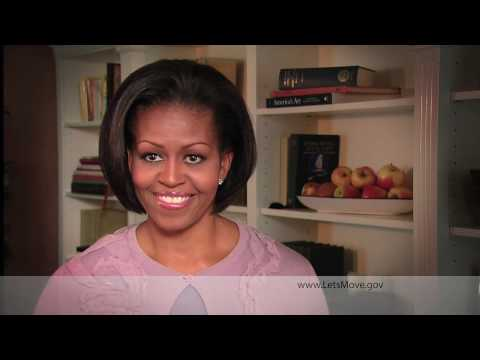hqdefault First Lady Michelle Obama Reason For Campaigning