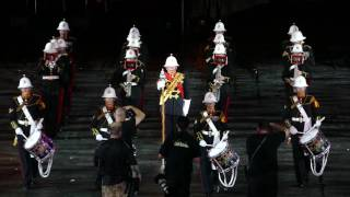 Basel Tattoo 2016 - The Band of HM Royal Marines, Grossbritannien