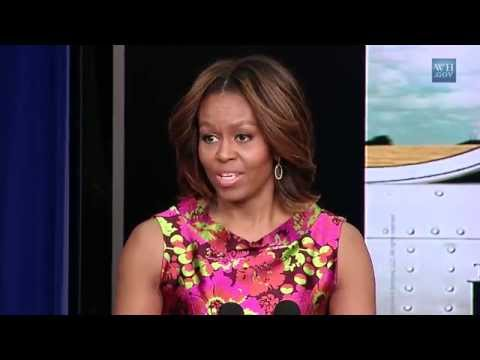 Michelle Obama on the Jim Crow South: The Trip to Bountiful Film (2014)