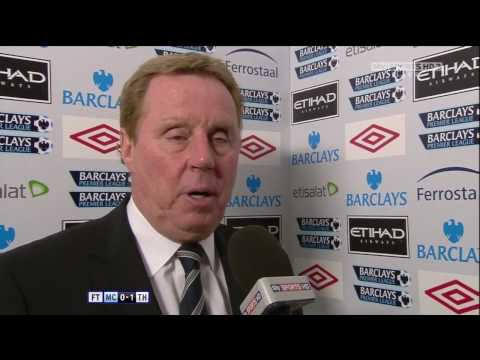 Harry Redknapp Gets a soaking HD