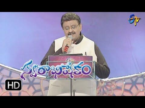 Kalalonaina Song   S P Balu Performance   Swarabhishekam   18th February 2018  ETV Telugu