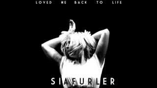 Watch Sia Loved Me Back To Life video