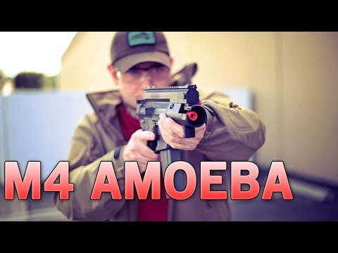 ARES AMOEBA M4 Tactical Pistol Series - Designed for CQB! -  Airsoft GI