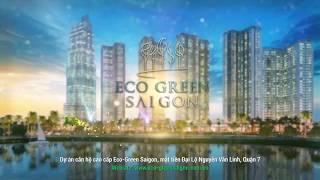 MỞ BÁN ECO GREEN SÀI GÒN  XUÂN MAI Q7. HOTLINE : 0906456252