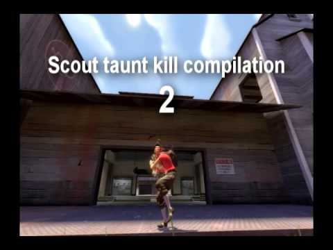 A TF 2 Scout taunt kill compilation 2