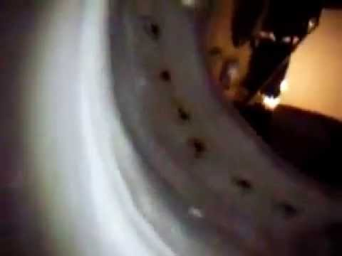 Slow Motion Camera in Toilet (no pee, no poop, no grossness) thumbnail