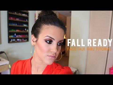 Talk Thru: Fall Ready Face Makeup