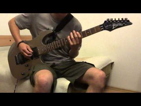 Pentatonic Solo Lesson By Marcus Siepen (cover)