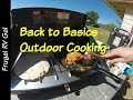 RV Cooking - Back to Basics - Cooking Breakfast on the Coleman Stove