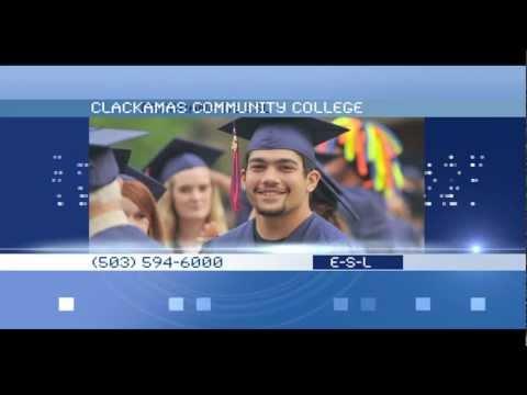 Clackamas Community College ESL.mov