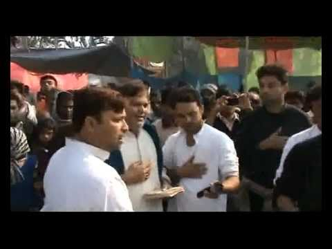 Nauha-hussaini Ita'at Guzaron Ka Matam-nawada Azadari-2011 video
