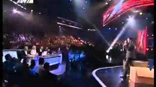 X Factor 2008-Live show 5-Iwanna Protopappa-Black horse and cherry tree