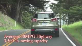 2013 Ford Escape First Drive