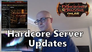 Hardcore Server - DDO Store to be Allowed, Start Date and Other Clarifications
