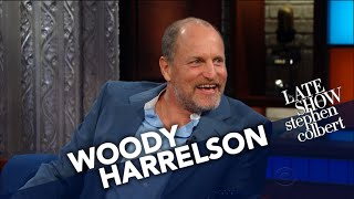 Woody Harrelson Gets 'Han Solo' Details Squeezed Out Of Him