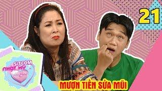 NEWLYWEDS DIARY| EP 21 UNCUT| Xuan Nghi borrows money from Hong Van to have a nose job