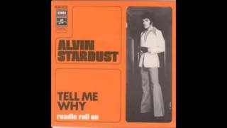 Watch Alvin Stardust Tell Me Why video