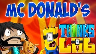 RONALD MCHEROBRINE!! | Minecraft Mods : Think