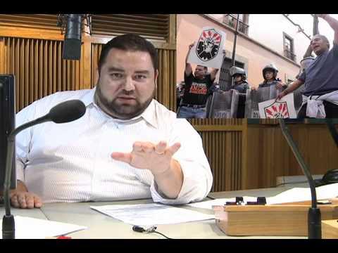 Néstor Ojeda  El SME y sus Desmanes