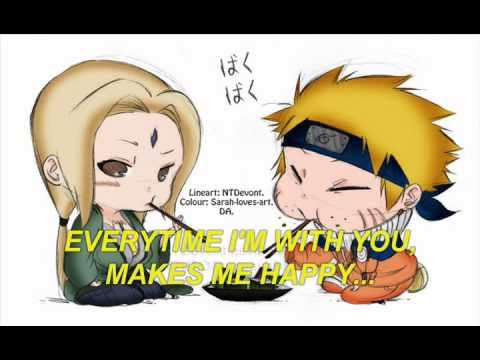 naruto loves  tsunade  - she will be love