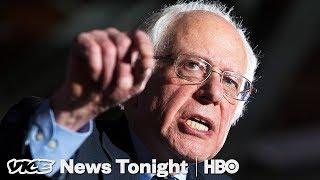 Bernie Sanders Is Facing A Field Of Bernies In 2020 (HBO)