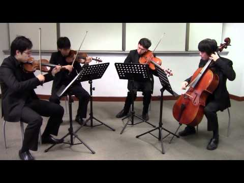 Viva La Vida by Coldplay (Singapore String Quartet)