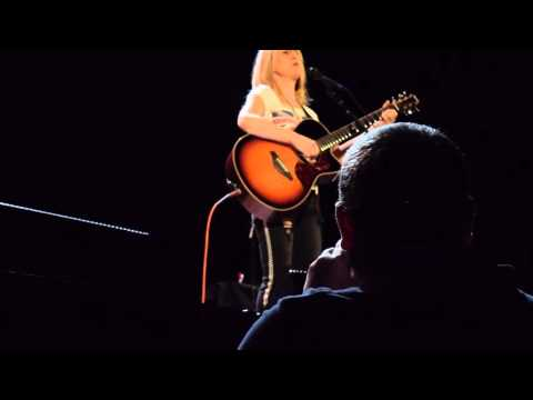 Watch Billy Corgans Intimate Acoustic Cover of Princes The Cross news