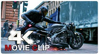 Motorcycle Transformation Scene - FAST AND FURIOUS 9 Hobbs And Shaw (2019) Movie CLIP 4K