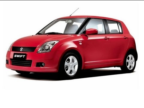 Maruti Zusuki Swift Look Style and Advanced safety features