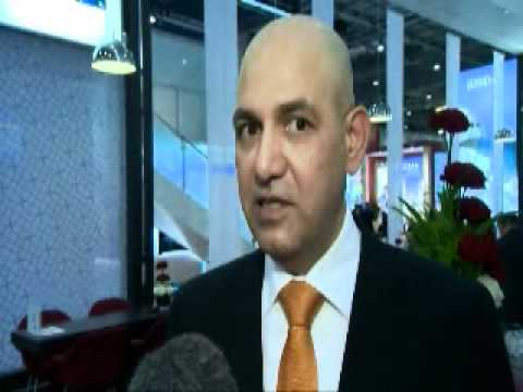 Tareq Abdullatif Taha, CEO, Regency Travel & Tours @ WTM 2011