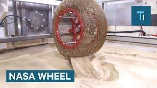 NASA Reinvented The Wheel