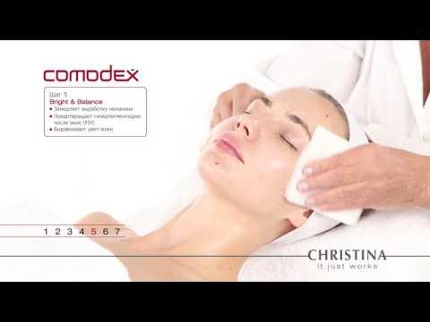 Обновлённая линия Comodex от Christina