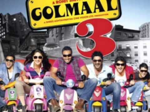 Golmaal 3 Title Song video