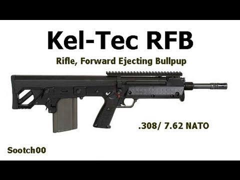 Kel Tec RFB 308 Rifle