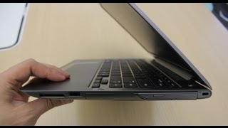 Samsung Series 5 I NP550P7C-S05UK Laptop Review